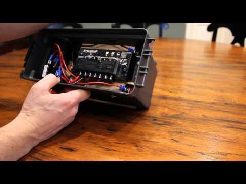 Solar Ammo Box Generator Overview – DIY