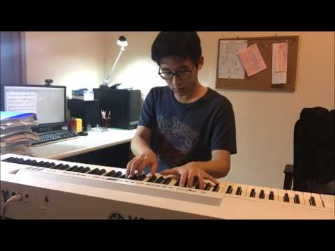 over the rainbow jazz piano pdf