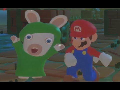 Mario + Rabbids Kingdom Battle - Spooky Trails Revisited & Secret Chapter