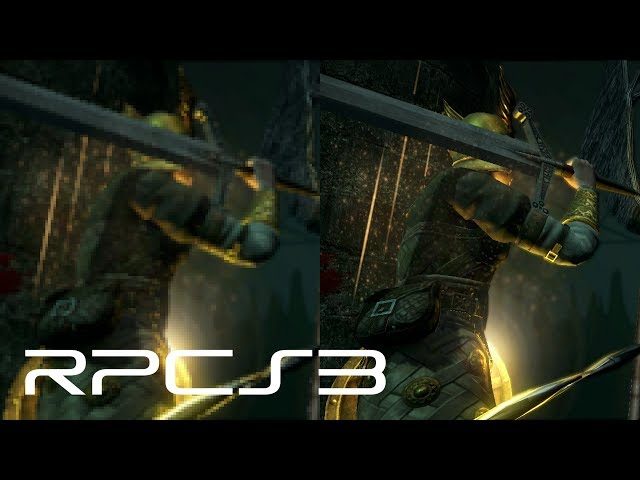 RPCS3 Now Offers Support for Ridiculously High Resolutions