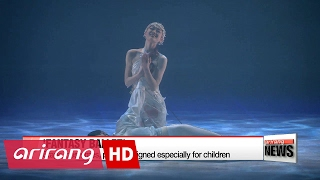 'The Song of Mermaid' grabs people's attention with fantasy-like ballet performance