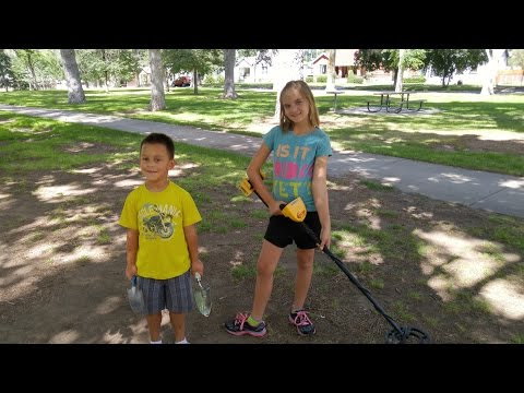 Thumbnail: My kids found an Awesome Treasure metal detecting in Copperton Park!