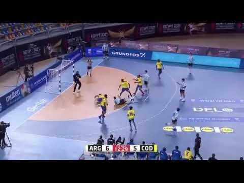 gauthier mvumbi thierry kongo handball player