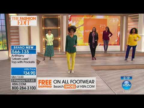 HSN | Antthony Design Original Fashions 09.30.2017 - 10 AM