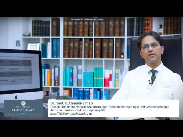 Allgemeine therapeutische Maßnahmen zum Raynaud-Syndrom. (Dr. K. Ahmadi-Simab)