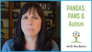 PANDAS/PANS and Autism: The Need to Knows