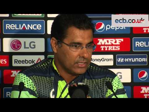 'England capable of troubling any team' - Pakistan coach Waqar Younis