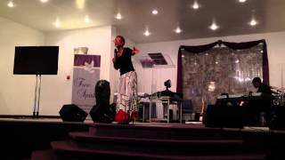 """Prophetess Bernadine Bell-McGhee - """"Unstop My Wells"""" Part 3"""