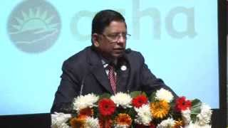 Mr RK Dubey CMD, Canara Bank at Celebration of Learning 2013