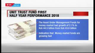 Unit Trust Investment companies record stunted growth in their first half year performance