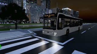 Bus Simulator Free Amazing Driving In Nights City