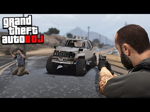 GTA 5 Roleplay - DOJ 53 - Bounty Hunter