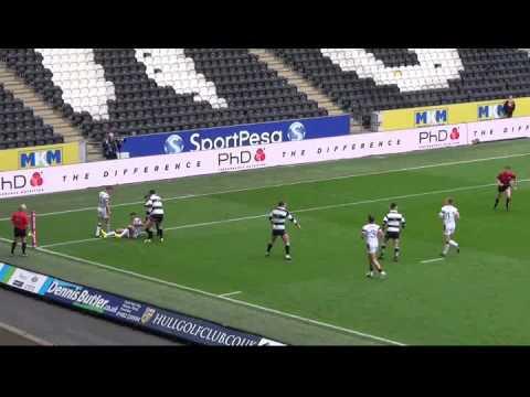 28 04 17 Hull FC U23 v UK Armed Forces