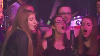 """Foreigner """"I Want to Know What Love Is"""" (w/ Hudson Falls School choir) - 6/16/18 Saratoga Springs"""