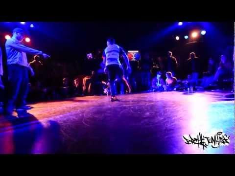 Breakjunkies 2013 Final - Menno U0026 Justen (Hustle Kidz) Vs Jazzy Gypz U0026 Roy (The Ruggeds)