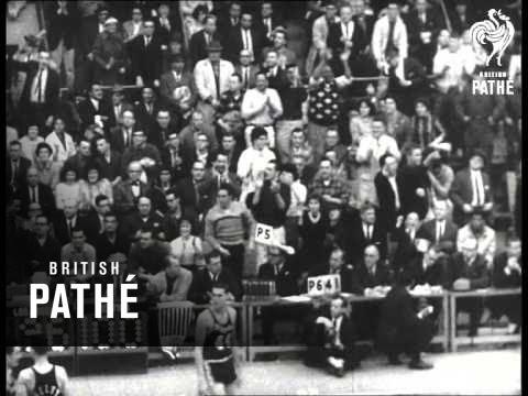 Basketball Title Won By Boston Celtics AKA Basketball (1962)
