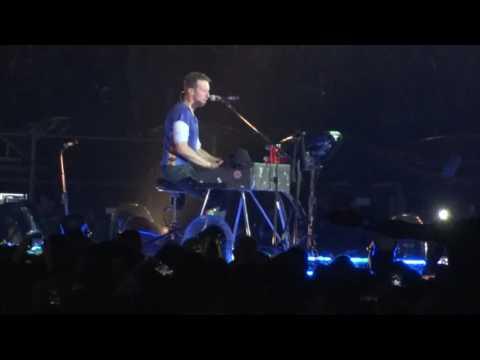 Coldplay Everglow Live Principality Stadium Cardiff