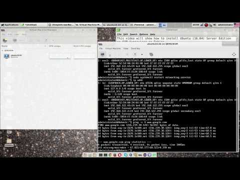 How to Install Ubuntu Server Edition on KVM Hypervisor on Debian?