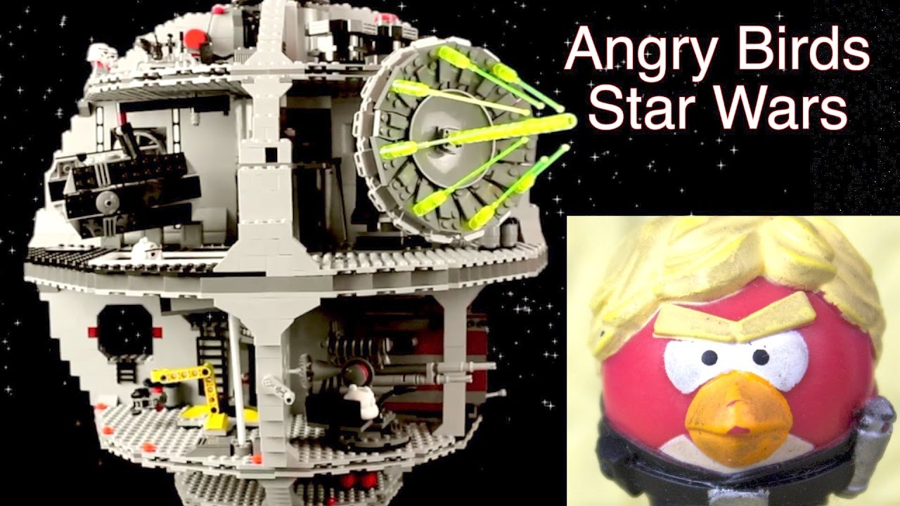 Angry Birds Star Wars Battles Youtube