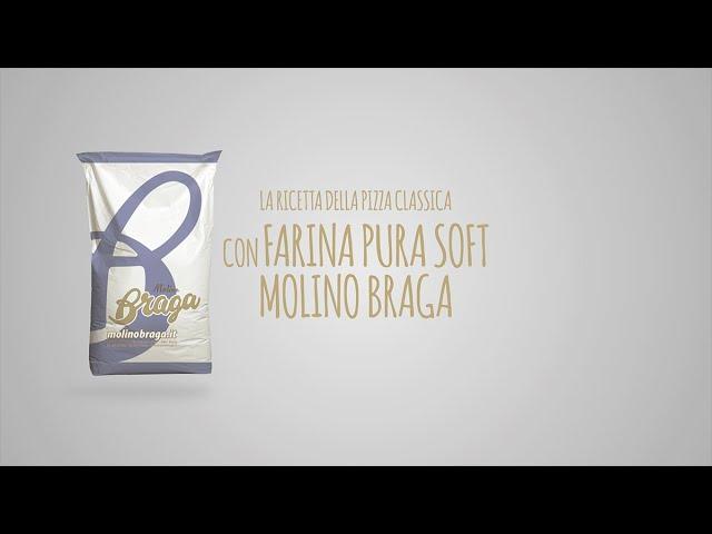 Pizza Classica Con Farina Pura Molino Braga