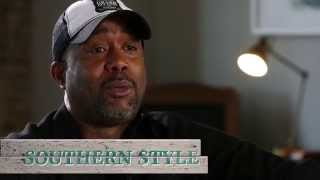 Darius Rucker - 'Southern Style' Available Now