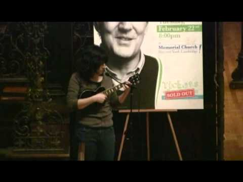 Harvard Humanists Stephen Fry 2 22 2011 Chapter 10 Molly Lewis