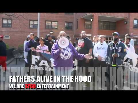 Fathers Alive In The Hood-Return to FarRockaway Peace Walk pt.2 (after a murder in Edgemere)