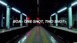 One Shot, Two Shot de BoA sub esp sub español. ¡Descarga el fondo d...