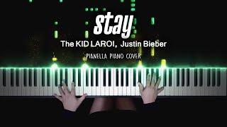 The Kid LAROI, Justin Bieber - Stay | Piano Cover by Pianella Piano