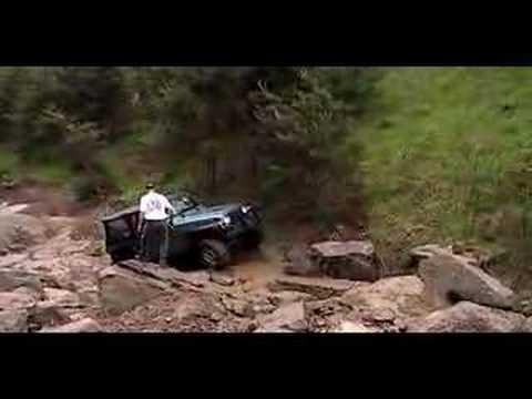 Harlan, Ky May 2008 - Steve on Lower Rock Garden