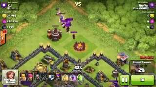 Clash of clans: How to lure out troops