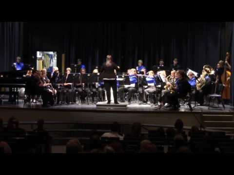 Wind Ensemble - Fort Defiance Fine Arts on the Move Concert