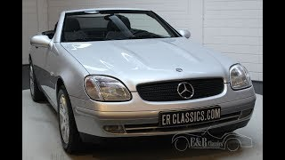 Mercedes-Benz SLK 230 1997 Only 14.883 km -VIDEO- www.ERclassics.com