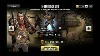 Walking Dead: Road To Survival - Epic Confuse Priya - 38 Pack Opening + Slash & 5 Star Recruit Open!