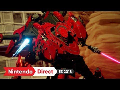 DAEMON X MACHINA E3 2018 出展映像