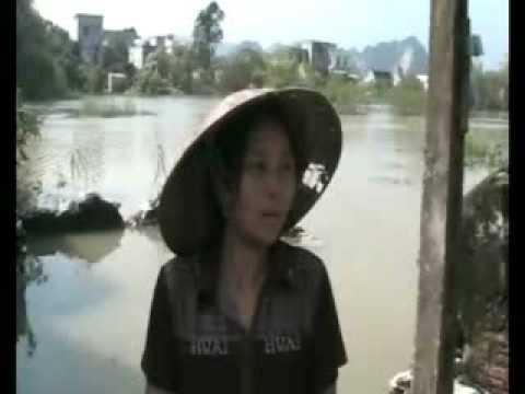 Lũ lụt tại xứ Bùi Nga, Thanh Hóa