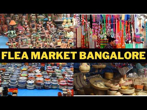 Flea Market Bangalore 2019 | Karnataka Chitrakala Parishath | By Fashionable Nari