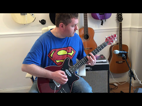 Queen - Modern Times Rock 'n' Roll - Guitar Tutorial - Guitar Tab