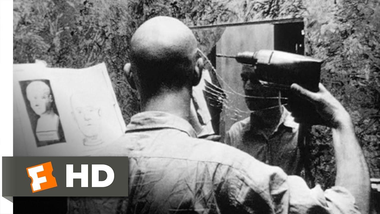 Pi (12/12) Movie CLIP - Max Drills His Head (1998) HD