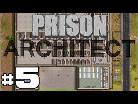 Prison Architect #5 - 3D!?