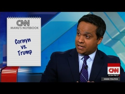 Cornyn vs. Trump