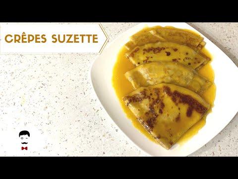 recette-crÊpes-suzette-🤩