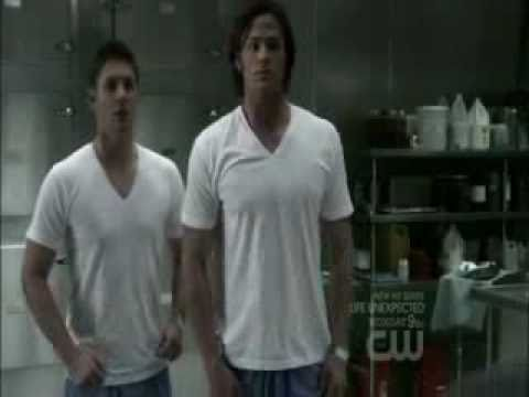 Supernatural Season 5 Episode 11 Sam Interrupted Deans Pudding