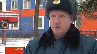 Пожары, ДТП и водитель на психучете: обзор происшествий в Хакасии
