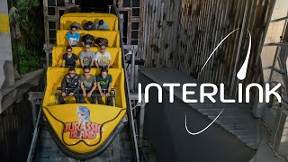 Jurassic Island – Immersive Superflume at Trans Studio Cibubur