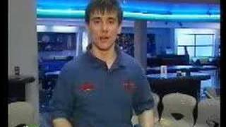 Видео урок по боулингу