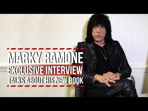 Marky Ramone on New Book, Rehab Stints, Getting Stabbed + More