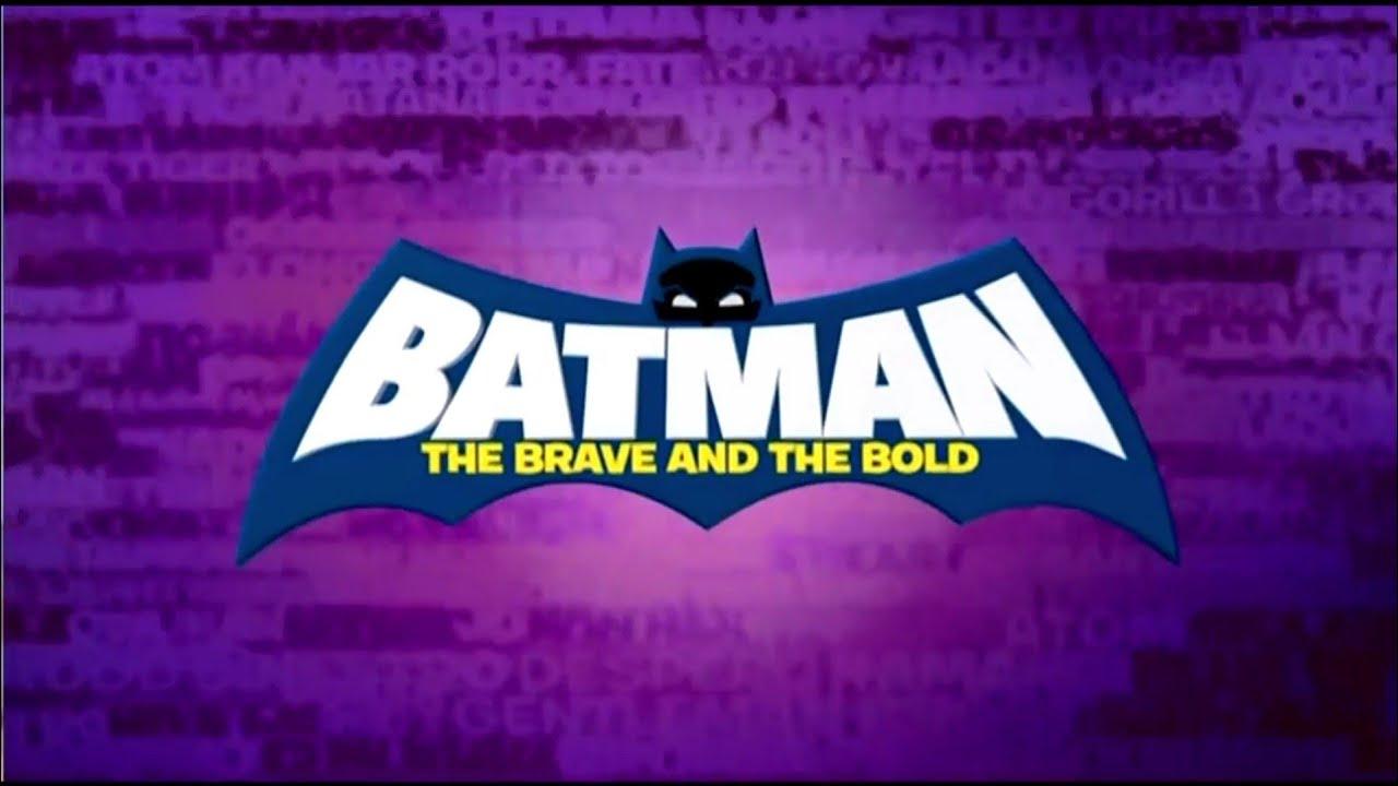 Batman- Neînfricat Și Cutezător | Intro (Ro HD)