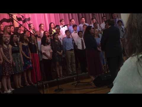 Broken and Spilled Out - Judah Christian School - Spring Choir Concert 2017