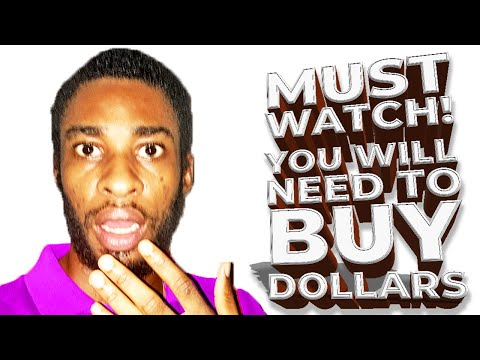 You WILL NEED To BUY Dollar Very SOON! | Nigerian Currency & Naira Exchange Rate